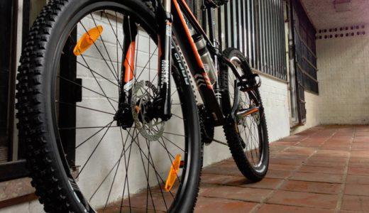 koła w rowerze MTB