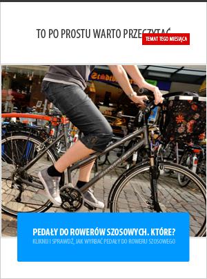 pedały do rowerów szosowych