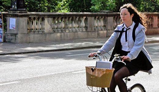 damski rower