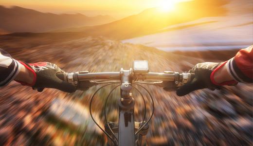 kalorie rower