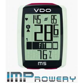 Licznik rowerowy VDO M5 Bezprzewodowy