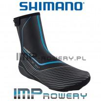 Ochraniacze na buty SHIMANO S3000R NPU+ Asphalt