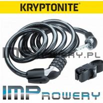 Zapięcie KRYPTONITE KryptoFlex 1218 180cm + uchwyt