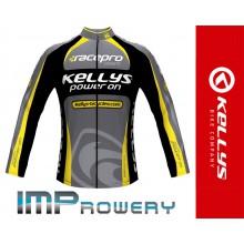 Bluza rowerowa KELLYS PRO Team długi rękaw XXL