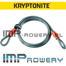 Linka zabezpieczająca KRYPTONITE KryptoFlex 120cm