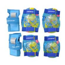 Ochraniacze 3-częściowe dla dzieci XS