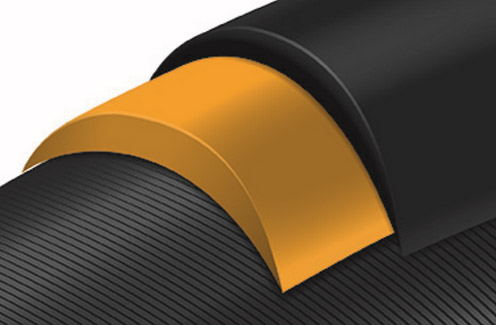 Technologia CONTINENTAL Extra Puncture Belt