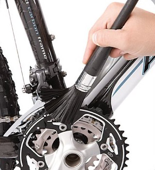 Szczotak do czyszczenia roweru