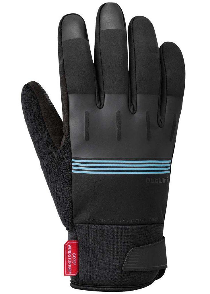 rękawiczki na zimę Shimano