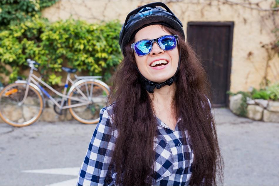 jakie okulary na rower