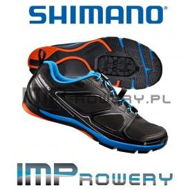 Buty SPD SHIMANO SH-CT71 czarne