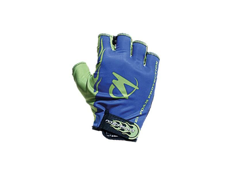 Rękawiczki Merida TEAM niebieskie