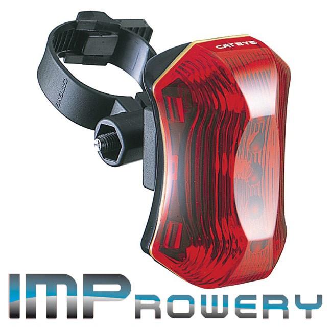 Nowa lampka tył Cateye tl-LD170-R