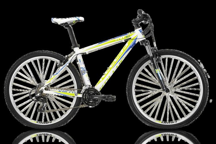 Rower Kellys TNT10 biały 2015