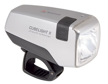 Lampka przednia Sigma Cubelight II
