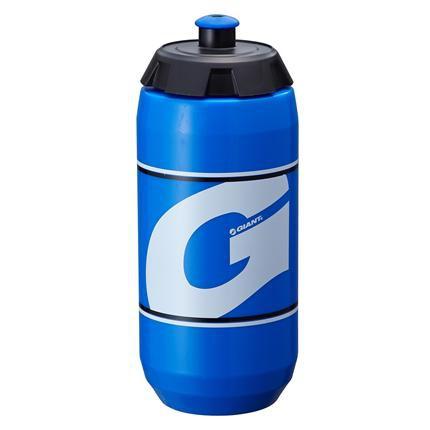 Bidon GIANT GOFLO 0,6L niebieski z białym logo