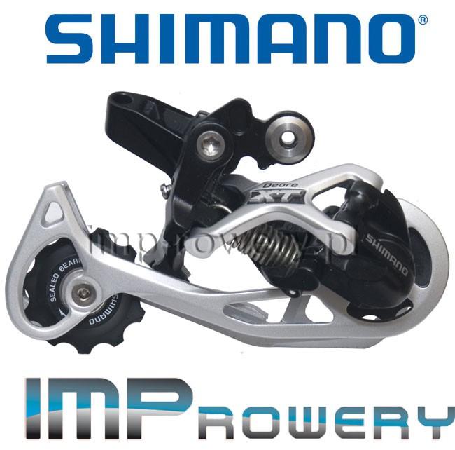 Przerzutka tył SHIMANO DEORE XT RD-M773 10 prz SHADOW
