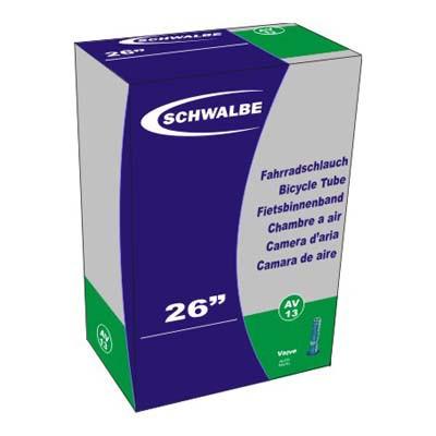 Dętka SCHWALBE AV13  26 x1.5 do 2.5 AUTO