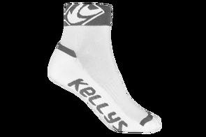Skarpetki KELLYS TOUR biało-szare Coolmax