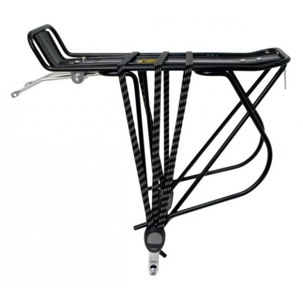 Bagażnik rowerowy aluminiowy Black Trunk