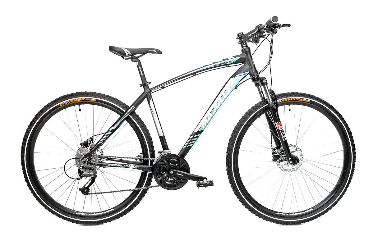 "Rower Majdler 29"" DRAKON 9.0 19"" czarny -2019r"