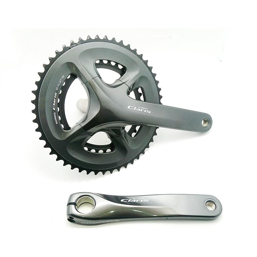 Mechanizm Korbowy SHIMANO FC-R2000 50/34T 8rz 170mm