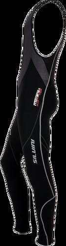 Spodnie rowerowe z szelkami DarkSide