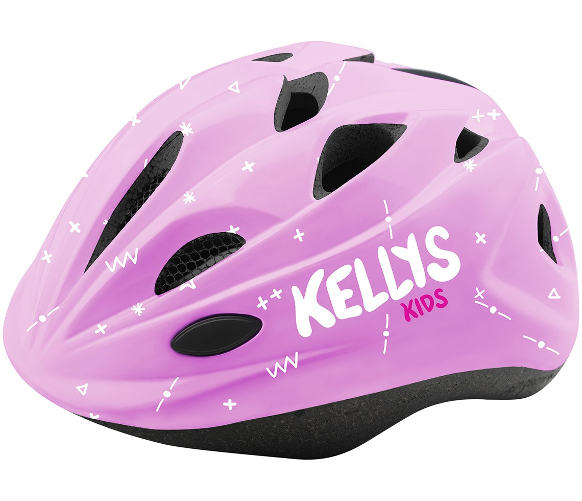 Kask KELLYS BUGGIE 018 pink S
