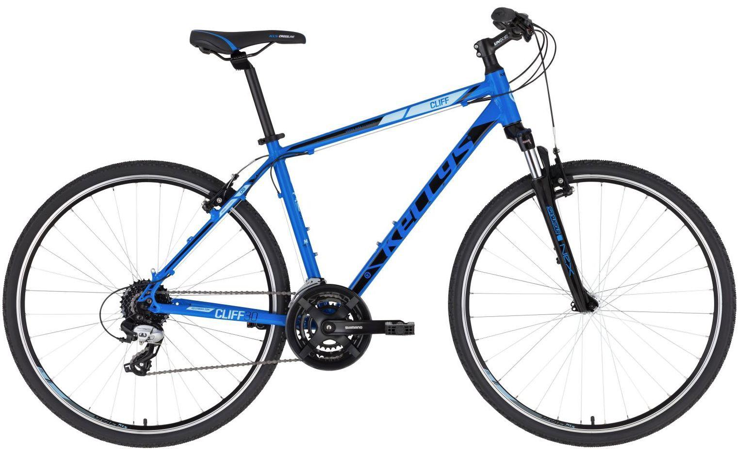 Rower KELLYS Cliff 30 Blue L męski 2020r.