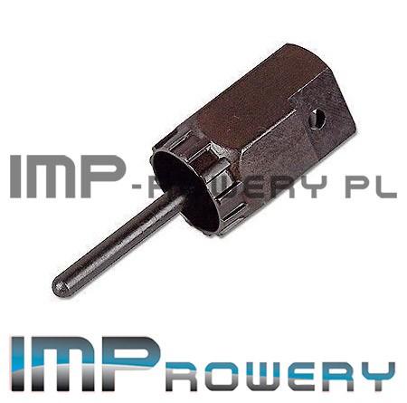 Klucz do demontażu kaset SHIMANO SRAM ze stabilizatorem