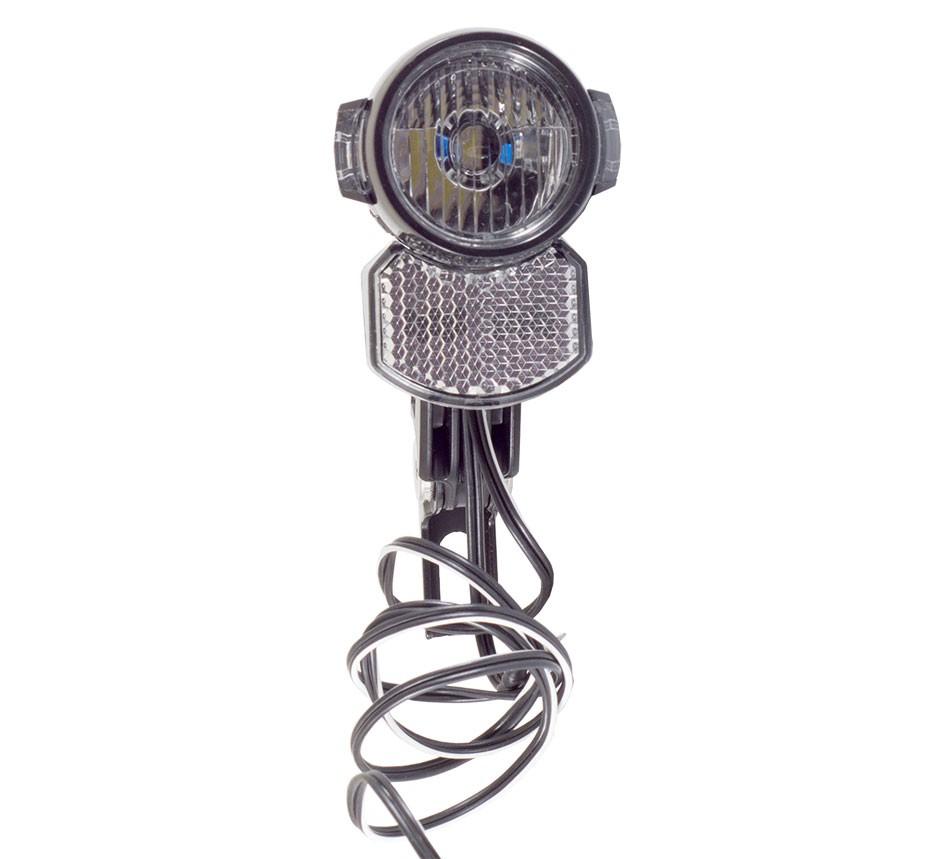 Lampka rowerowa przednia AXA Blueline 30 STEDY AUTO