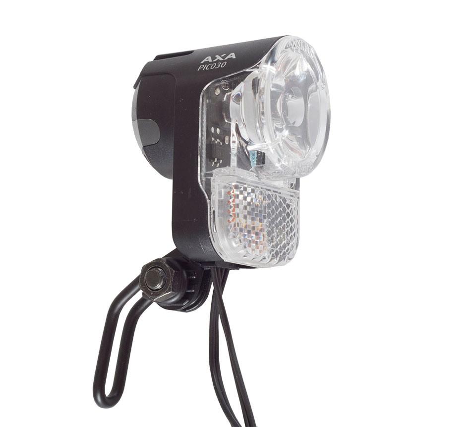Lampa przód AXA PICO 30 - T Steady auto (P)
