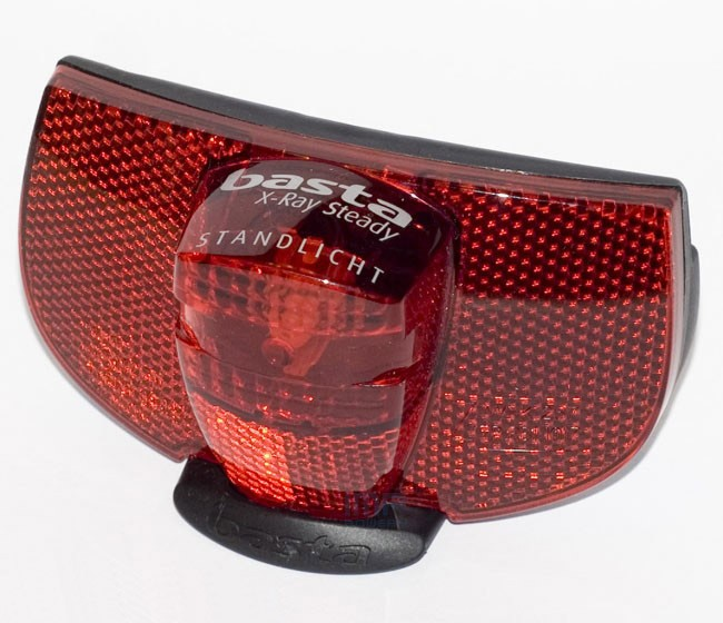 Lampka tylnia BASTA X-Ray LED na bagażnik z podtrzymaniem światła