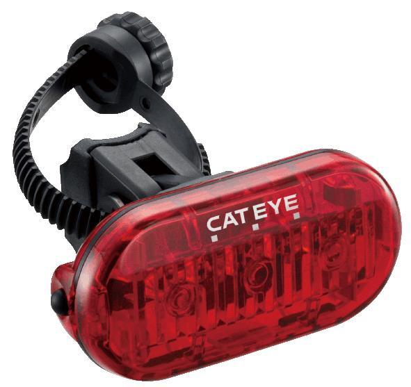 Lampka rowerowa diodowa tylna CatEye