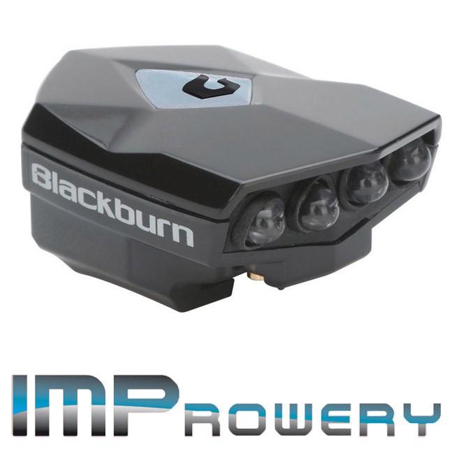 Lampka przód BLACKBURN FLEA 2,0  ŁADOWANA Z USB