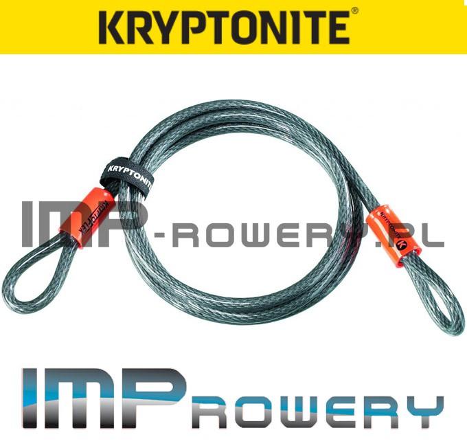 Linka zabezpieczająca KRYPTONITE KryptoFlex 220cm