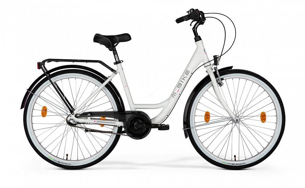 Rower  MERIDA M-BIKE CITYLINE 726 43cm WHITE kolekcja 2021