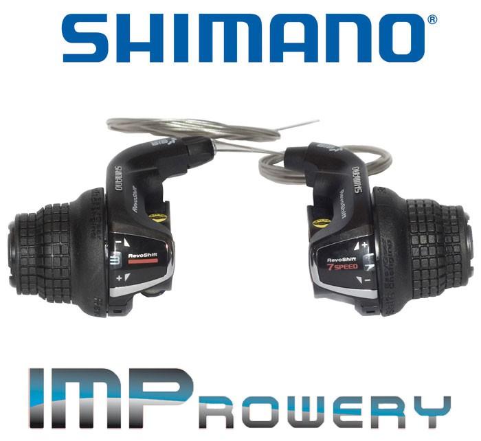 Komplet manetek SHIMANO REVOSHIFT SL-RS35