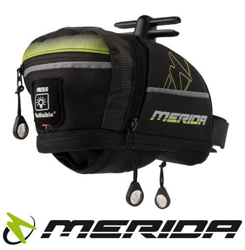 Torba podsiodłaowa MERIDA E-BAG 1,5l lampka
