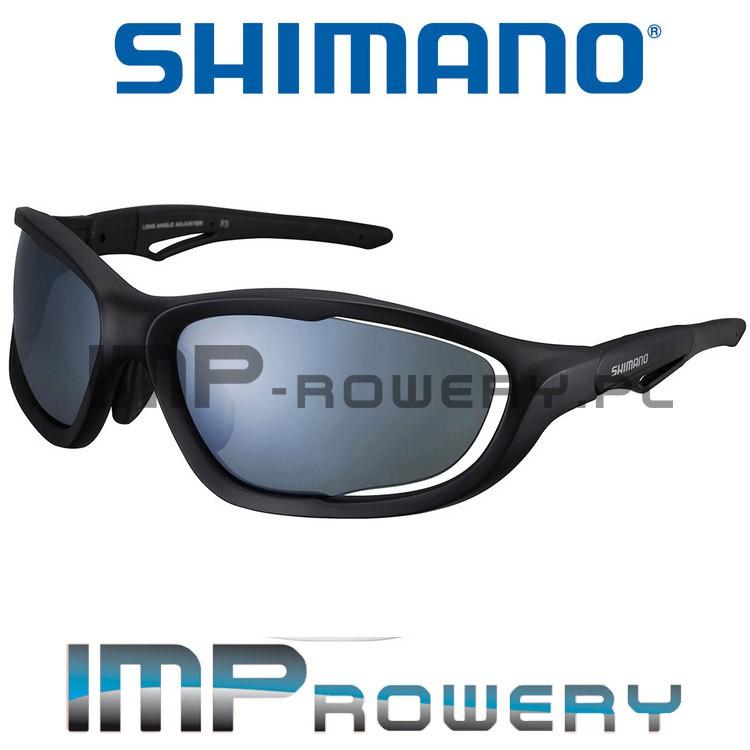 Okulary SHIMANO CE-S60X-PL CZARNE OPRAWKI