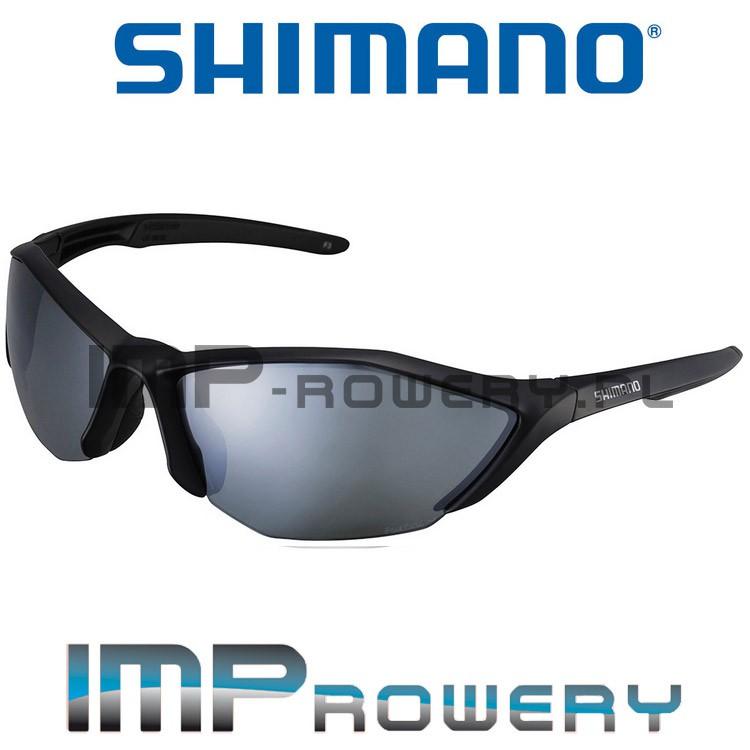 Okulary SHIMANO CE-S61R-PL CZARNE OPRAWKI