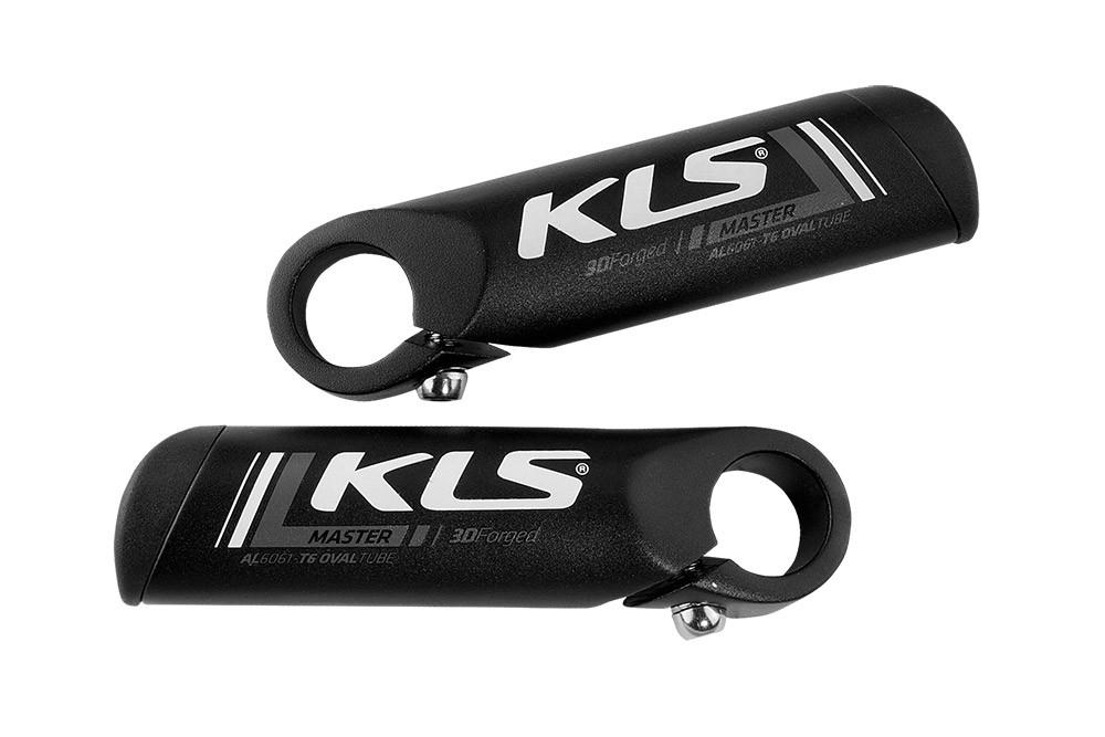 Rogi rowerowe czarne Kellys