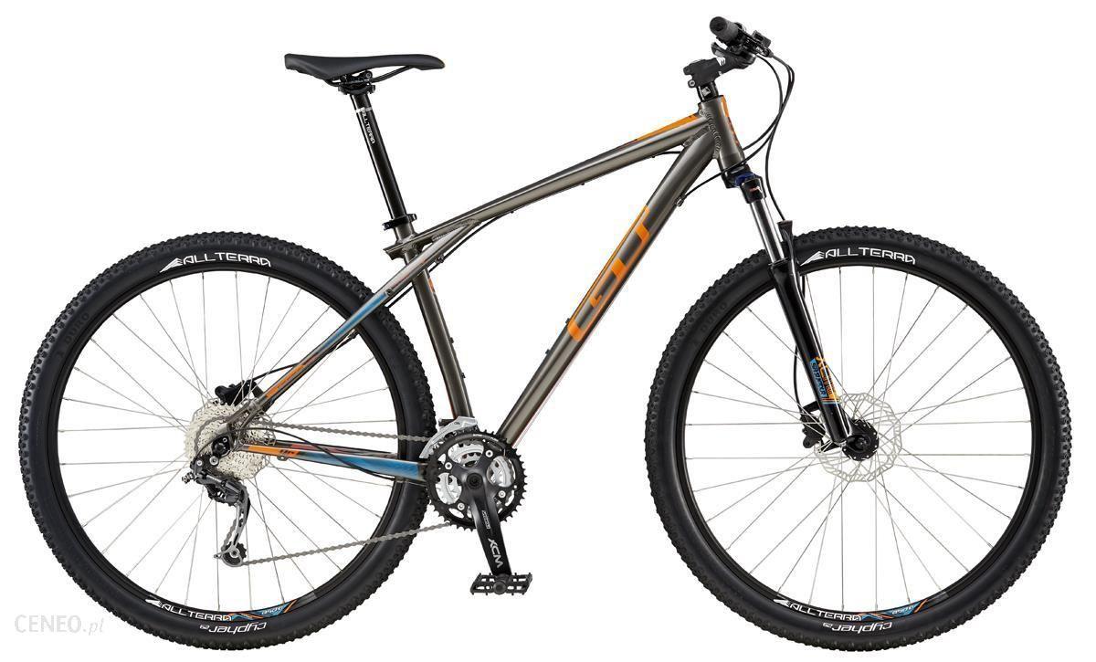 Rower GT  KARAKORAM 29 Comp-czarno - pomarańczowy