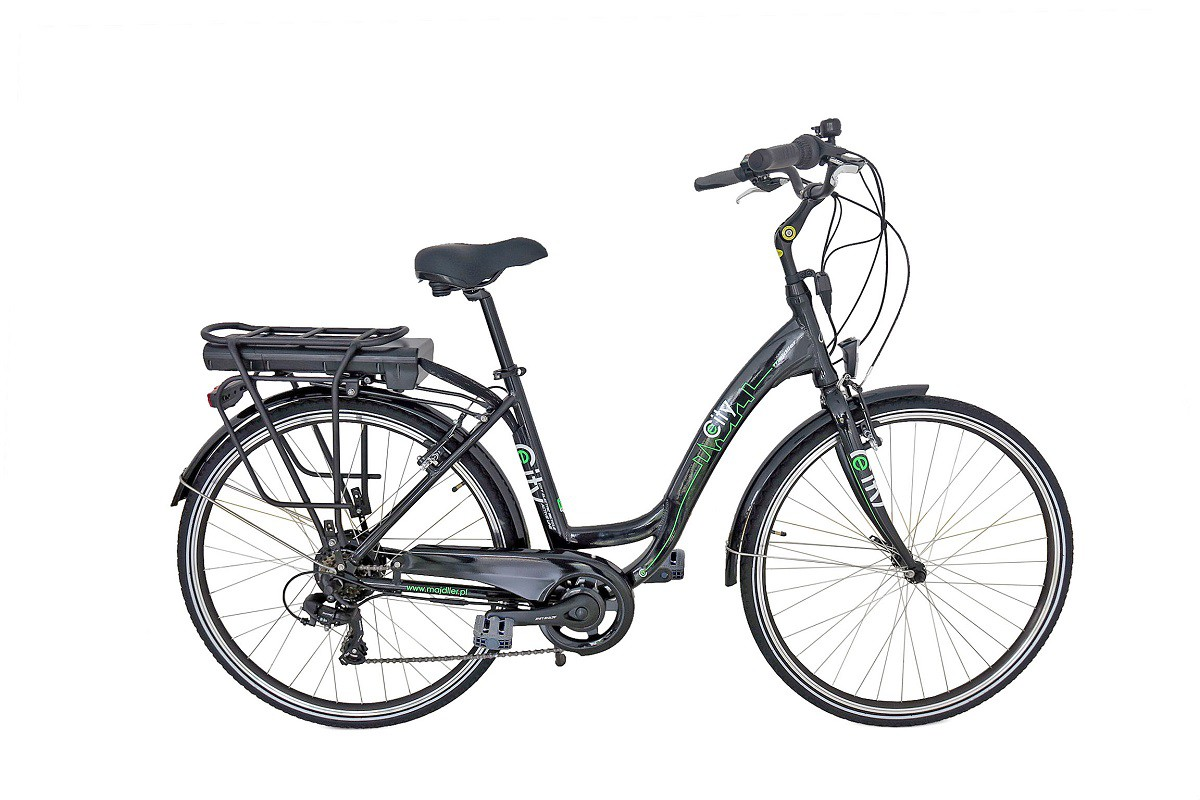 Rower MAJDLLER  E-bike  ECity 6B