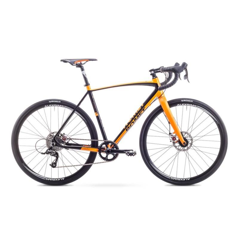 Rower-Romer BOREAS-Gravel-2019-pomarańczowy