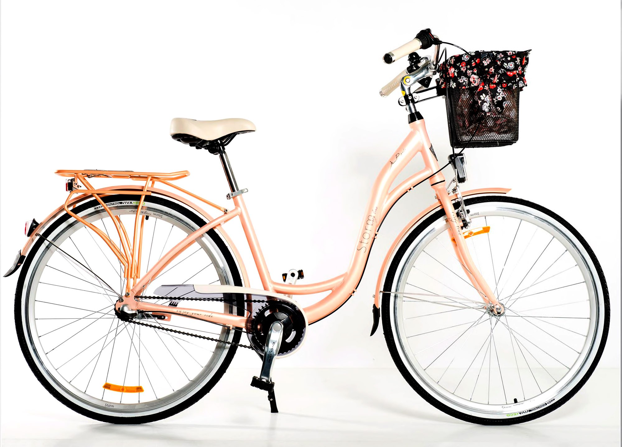 Rower miejski STORM PARIS ALU 28''