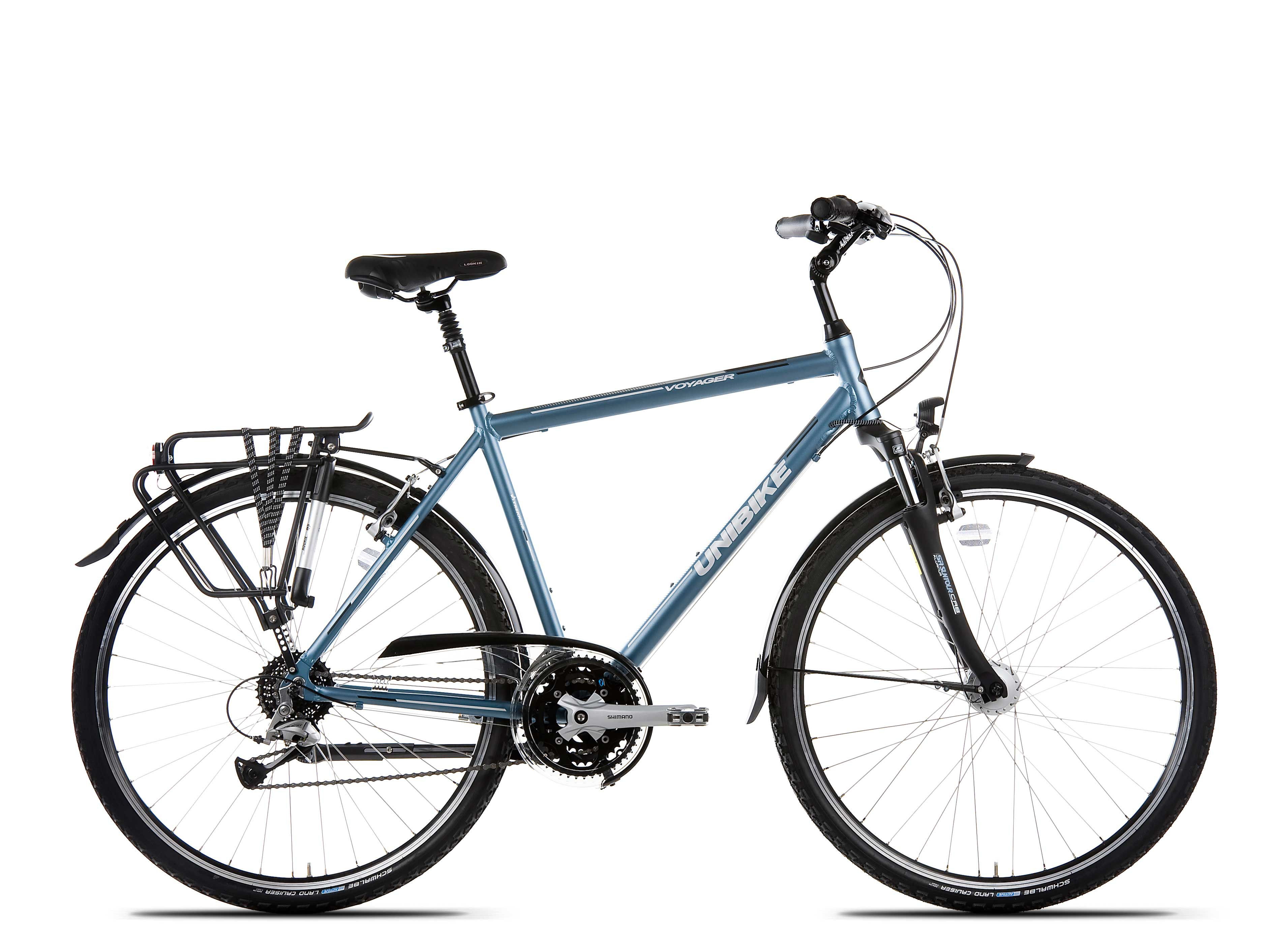 """Rower Unibike Voyager GTS 21"""" 2017 r."""
