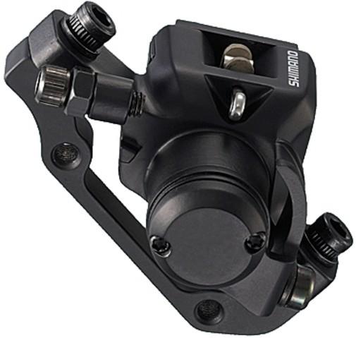Shimano BRM375 przód / tył mechaniczny czarny