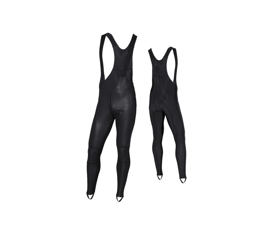 Spodnie rowerowe KELLYS THERMO ISOWIND bez wkładki - L