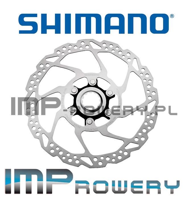 Tarcza hamulca SHIMANO SM-RT54 160mm Center Lock